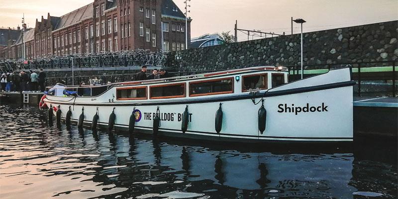 The Bulldog Boat Tour